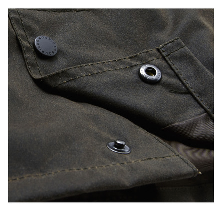 Barbour LWX0244OL71 Beadnell Waxed Jacket