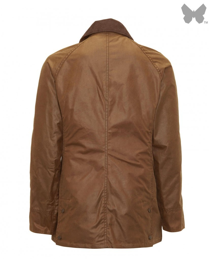 Barbour Bark Beadnell Wax Jacket
