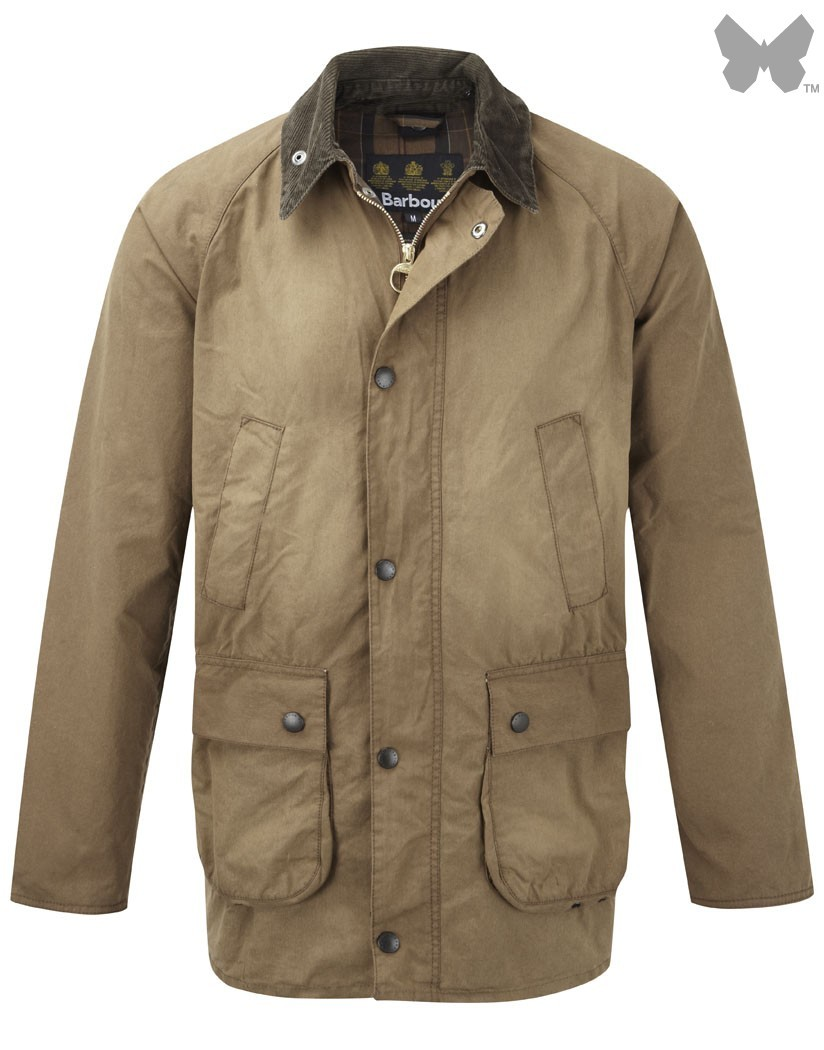 Barbour Bark SL Bedale Washed