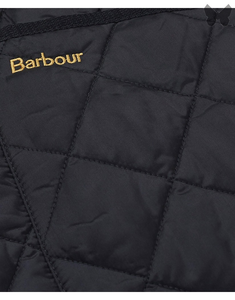 Barbour Black Liddesdale Jacket