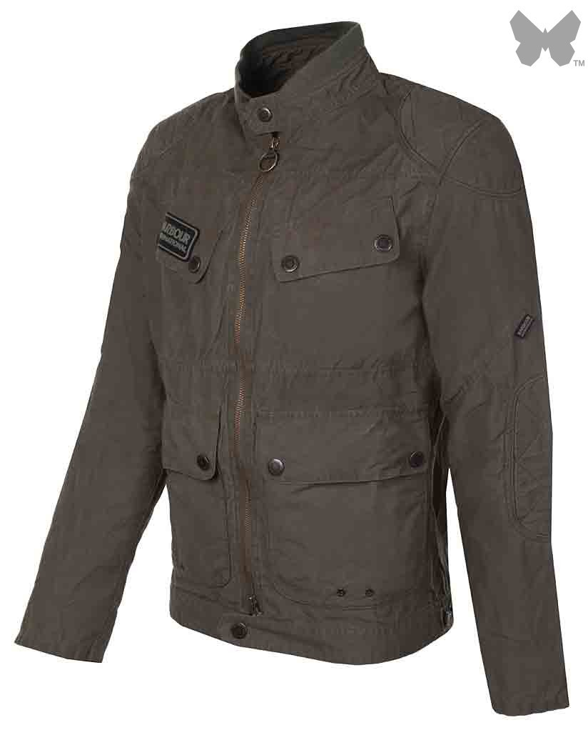 Barbour Fern Velocity Jacket