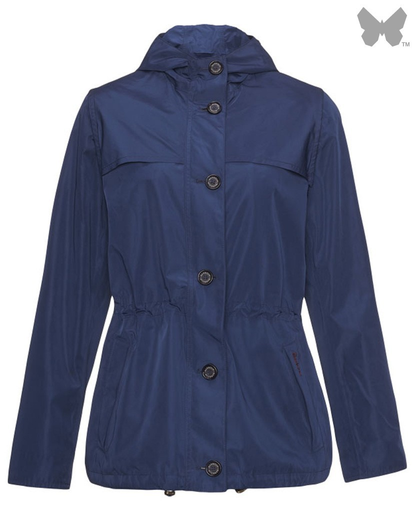 Barbour Indigo Weatherproof Durham Jacket