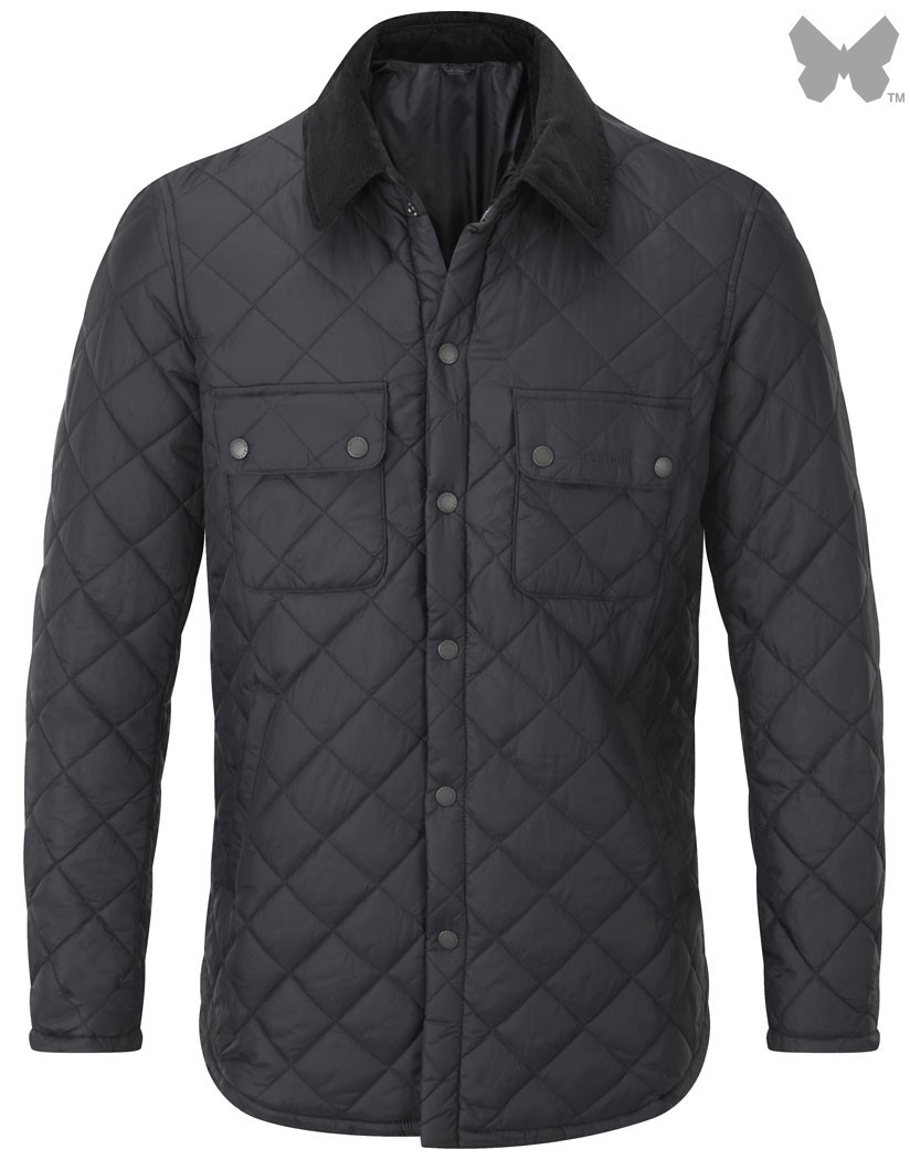 Barbour Navy Akenside Jacket