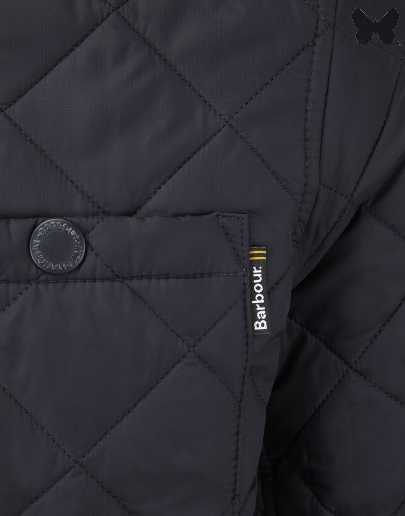 Barbour Navy Axle Jacket