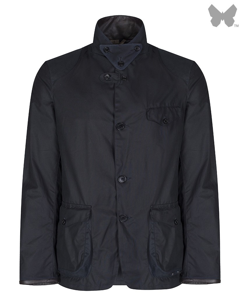 Barbour Navy Beacon Sports Jacket