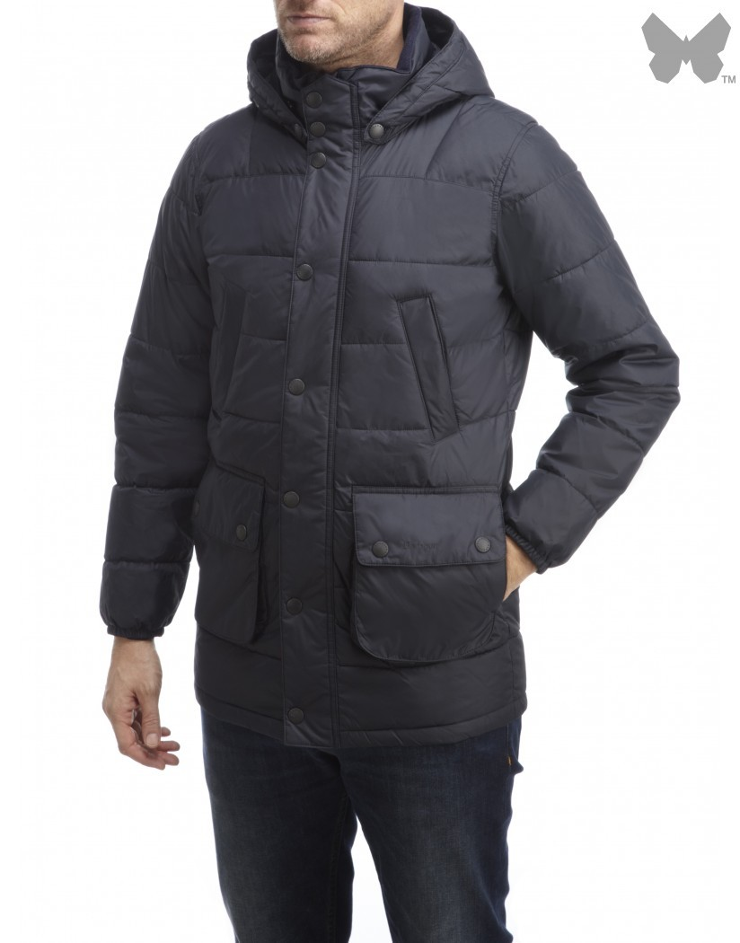 Barbour Navy Fairford Jacket