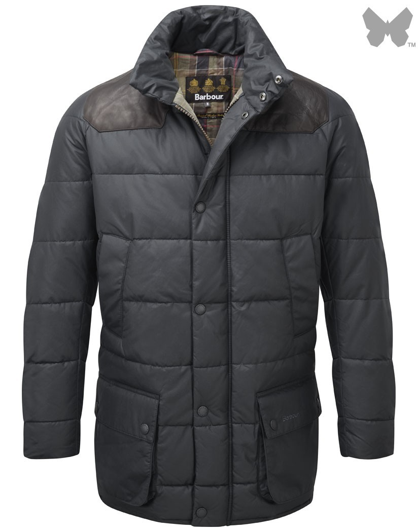 Barbour Navy Lodge jacket
