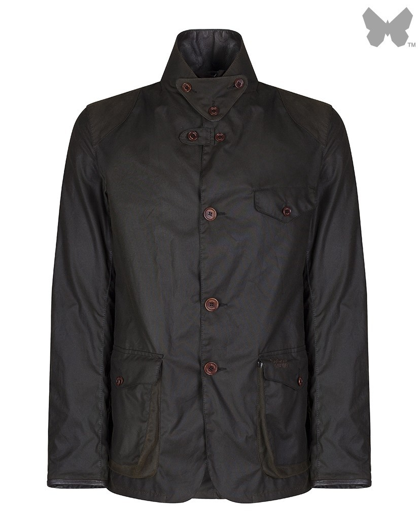 Barbour Olive Beacon Sports Jacket
