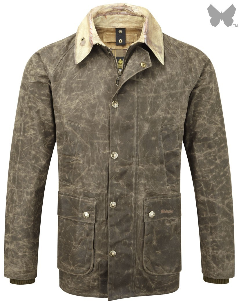 Barbour Olive Cranbourne Jacket