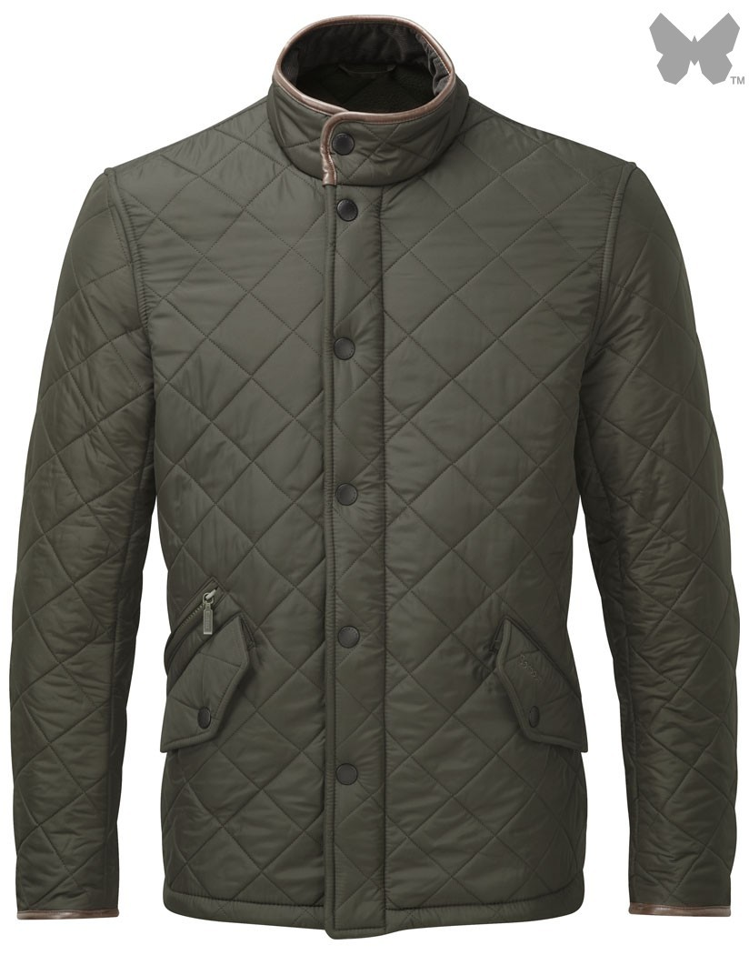 Barbour Olive Powell Jacket