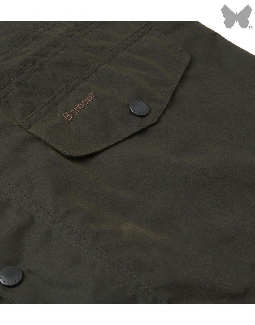 Barbour Olive Sapper Jacket