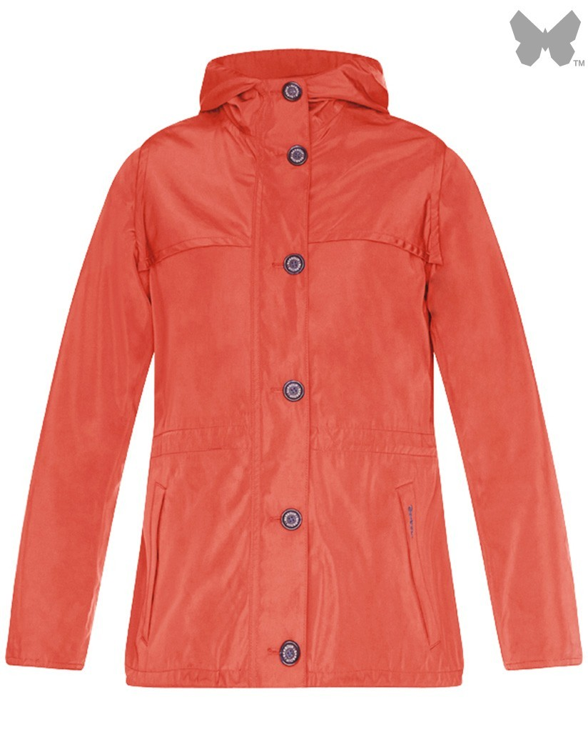 Barbour Red Sky Weatherproof Durham Jacket