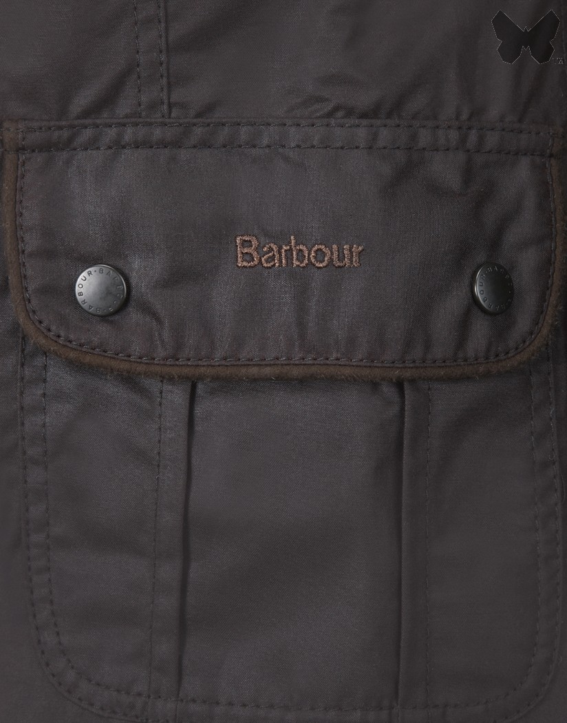 Barbour Rustic Utility Jacket