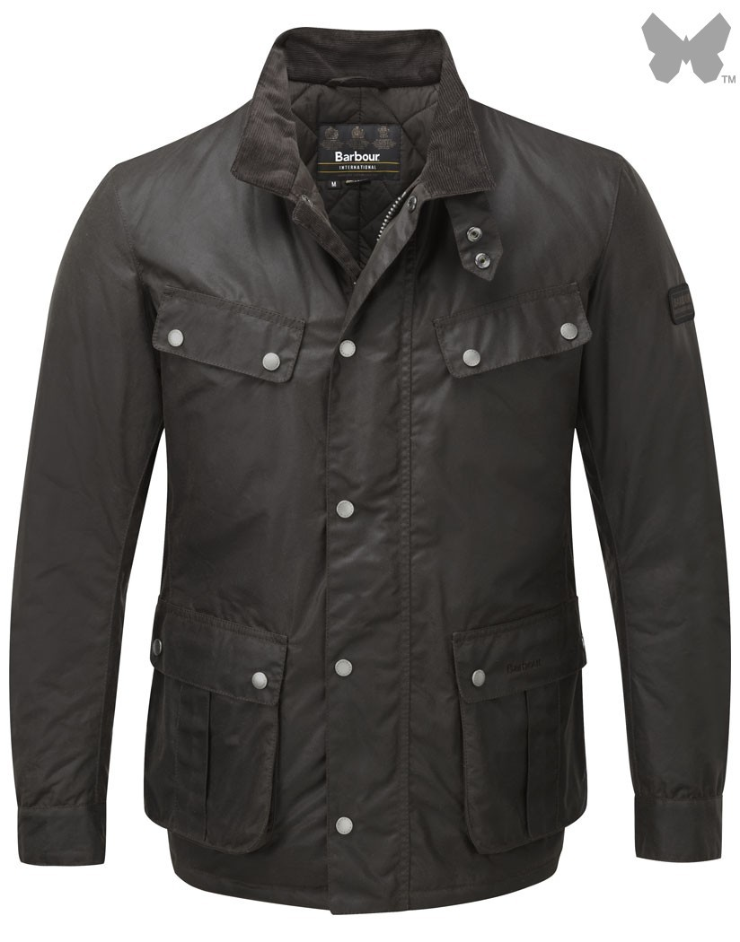 Barbour Rustic Duke Jacket