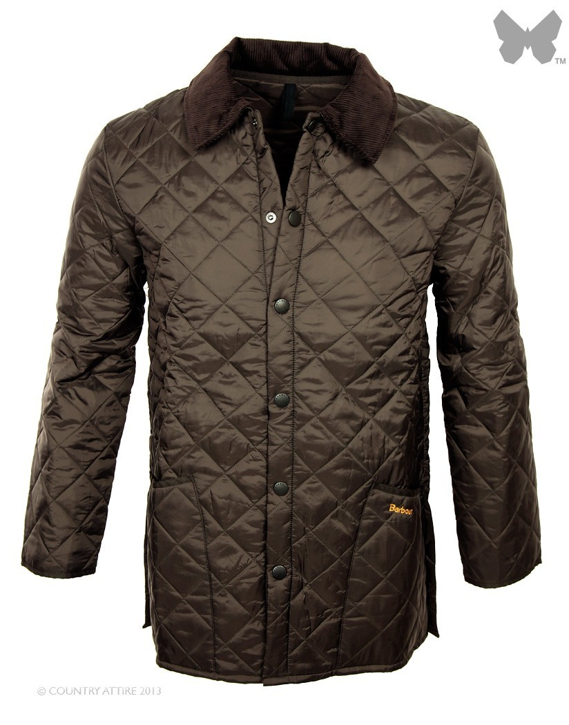 Barbour Rustic Liddesdale Jacket