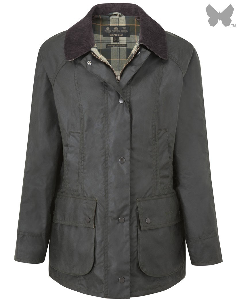 Barbour Sage Beadnell Jacket